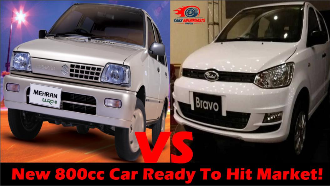Suzuki Mehran Vs New United Bravo Cars Enthusiasts Pakistan