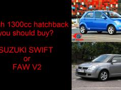 suzuki swift vs faw v2
