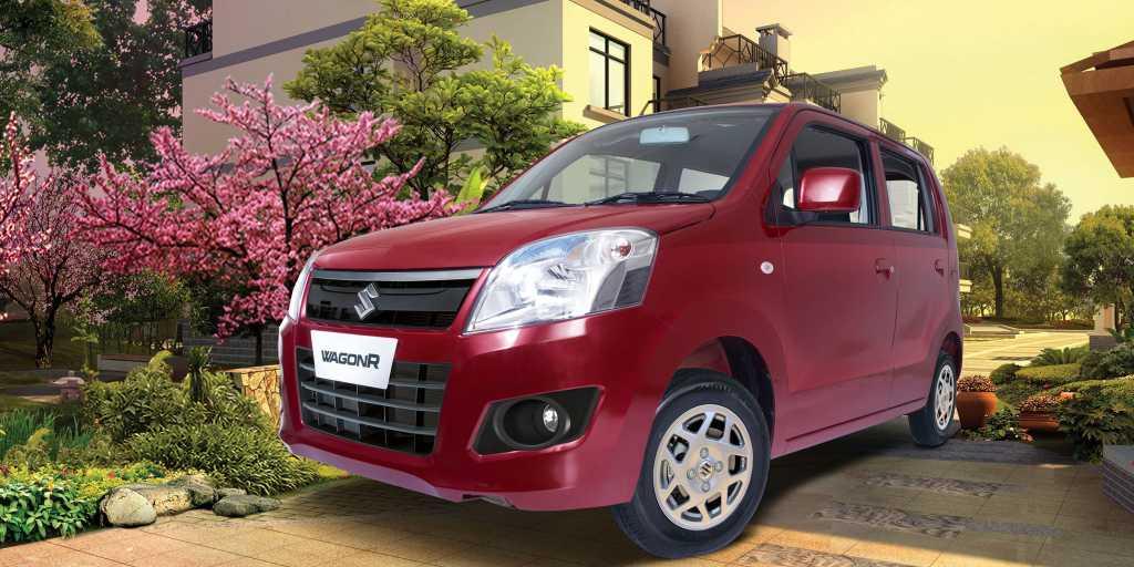Pak Suzuki WagonR vs Maruti Suzuki WagonR