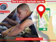 How to select a mechanic near me