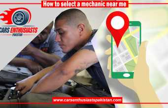 How to select a mechanic near me