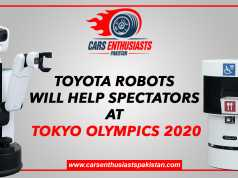 toyota robot will help spectators at tokyo olympics 2020