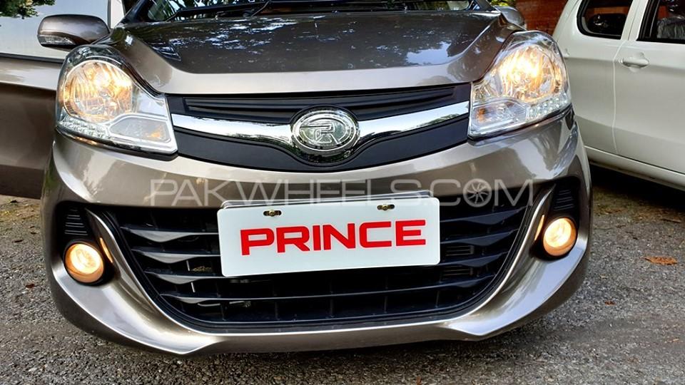 Road Prince Pearl 800cc Car