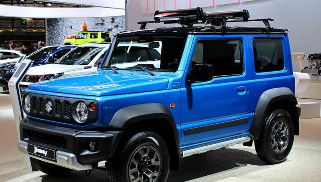 Pak Suzuki Ready to Launch 4th Generation of Jimny