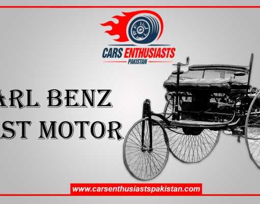 Karl Benz First Motor