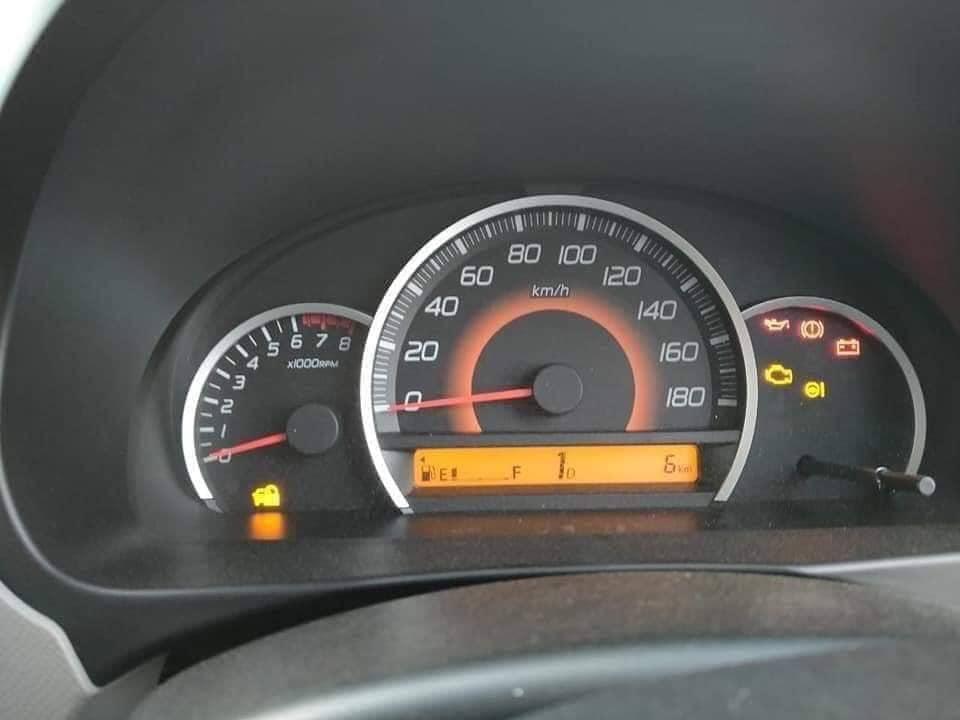 Suzuki WagonR Automatic