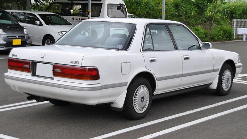 Toyota Mark X