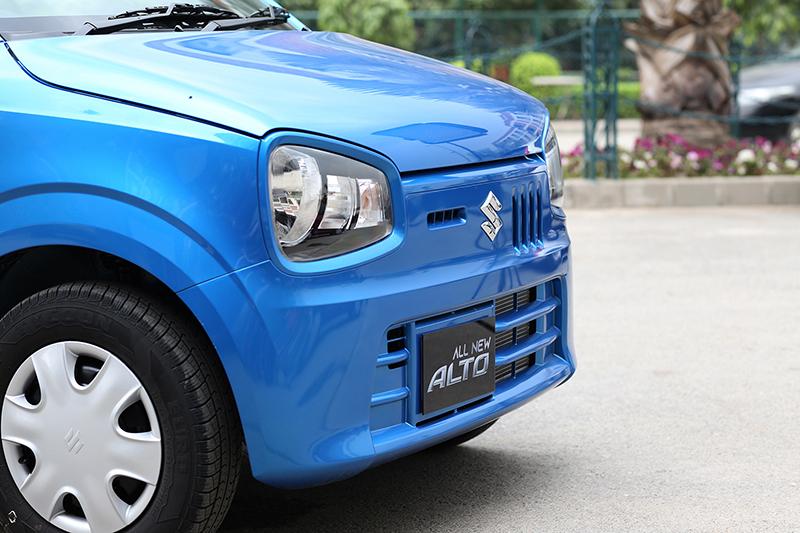 Pak Suzuki Alto vs Maruti Suzuki Alto